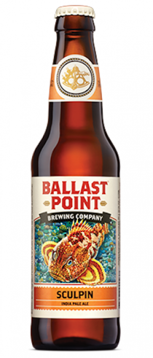 Ballast Point Brewing Company, Sculpin American IPA