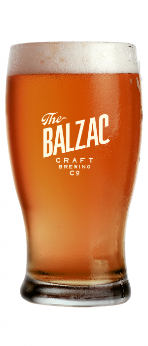Balzac's Best Bitter by Balzac Craft Brewing Company in Alberta, Canada