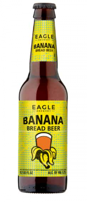 Banana Bread Beer by Eagle Brewery in Bedfordshire - England, United Kingdom