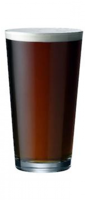 Ferra's Day Off Nut Brown Ale by Banff Ave. Brewing Company in Alberta, Canada