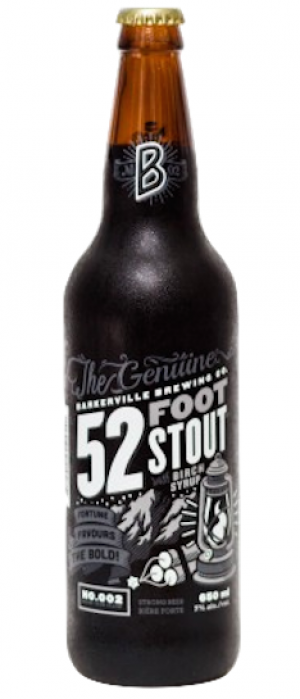 52 Foot Stout