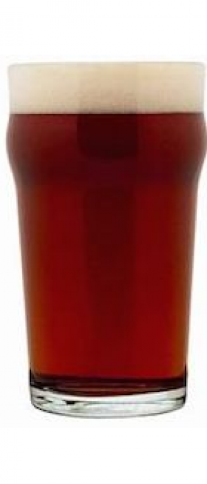 Point Blank Red by Barley Brown's Beer in Oregon, United States