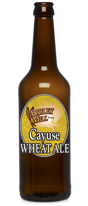 Cayuse Wheat Ale
