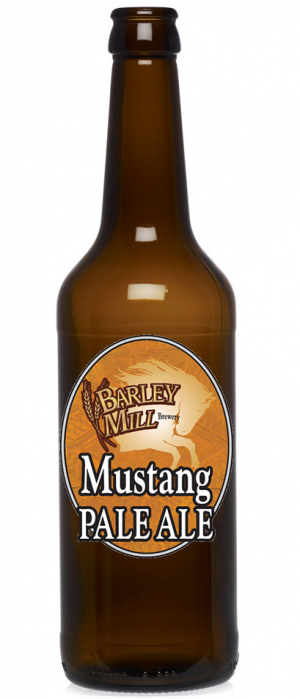 Mustang Pale Ale