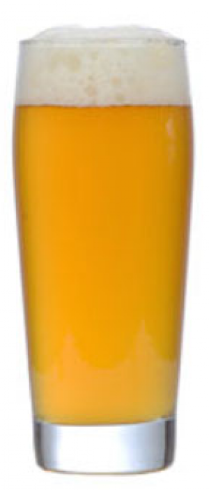 Harvest Hefe by Barnhouse Brewery in Virginia, United States