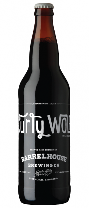Curly Wolf by Barrelhouse Brewing Company in California, United States