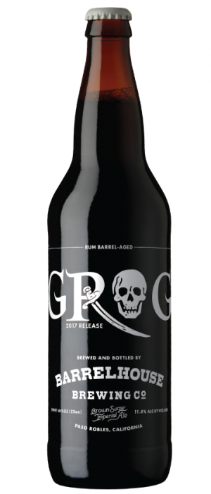 Grog by Barrelhouse Brewing Company in California, United States