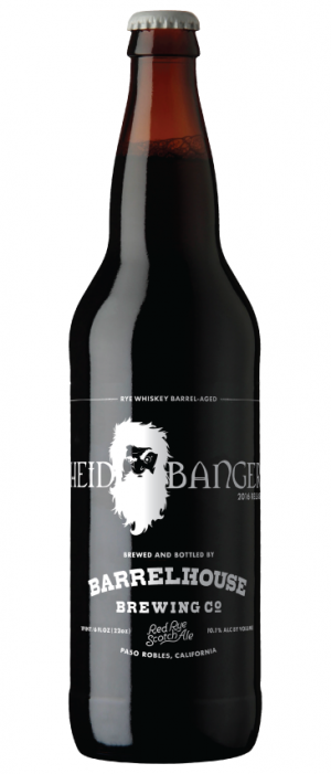 Heidbanger by Barrelhouse Brewing Company in California, United States