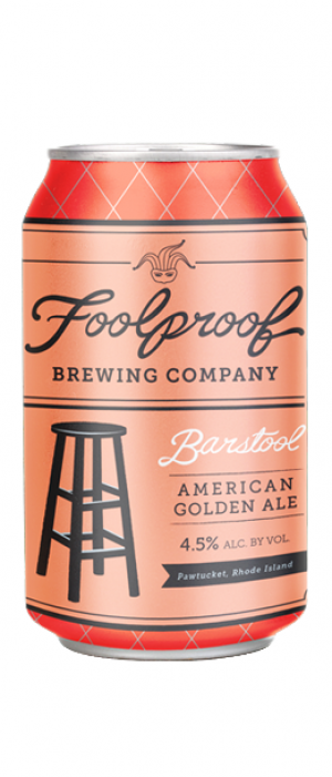 Barstool by Foolproof Brewing Company in Rhode Island, United States