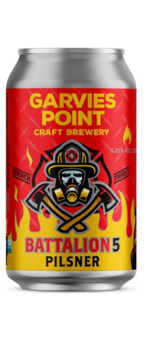 Battalion 5 by Garvies Point Brewery in New York, United States