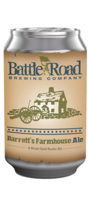 Barrett's Farmhouse Ale
