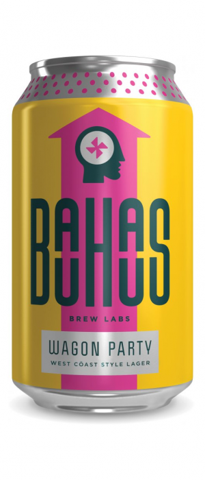Wagon Party by Bauhaus Brew Labs in Minnesota, United States