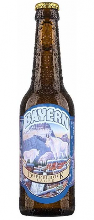 Doppelbock by Bayern Brewing in Montana, United States