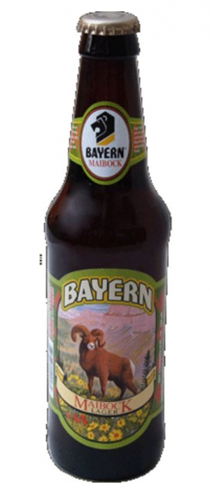 Maibock by Bayern Brewing in Montana, United States