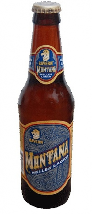 Montana Helles Lager by Bayern Brewing in Montana, United States