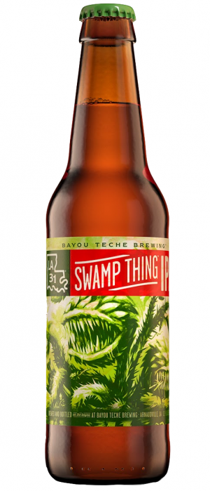 LA 31 Swamp Thing IPA