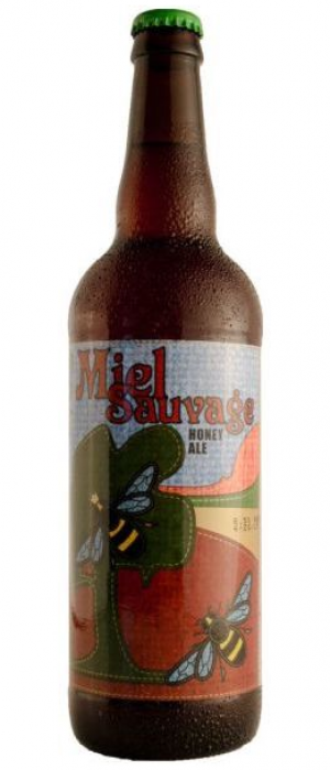 Miel Sauvage by Bayou Teche Brewing  in Louisiana, United States