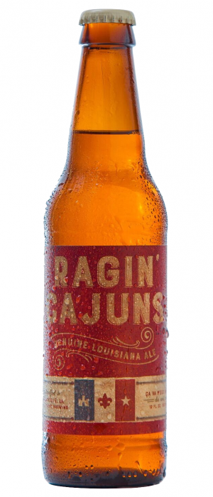 Ragin' Cajuns Ale by Bayou Teche Brewing  in Louisiana, United States