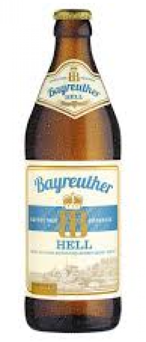 Bayreuther Brauhaus Hell by Bayreuther Bierbrauerei in Bavaria, Germany