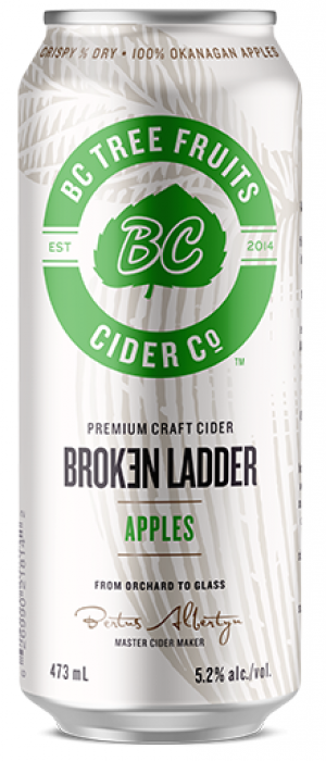 Broken Ladder Apples