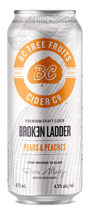 Broken Ladder Pears & Peaches