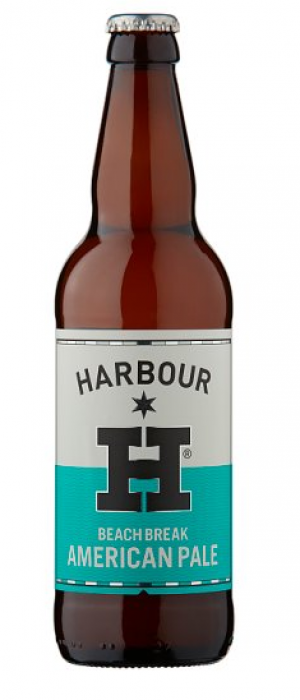 Beach Break American Pale Ale by Harbour Brewing Co in Cornwall - England, United Kingdom