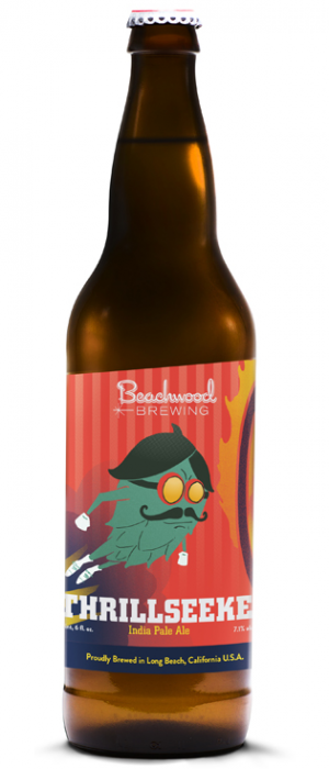Thrillseeker by Beachwood BBQ & Brewing in California, United States
