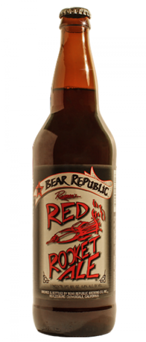 Red Rocket Ale