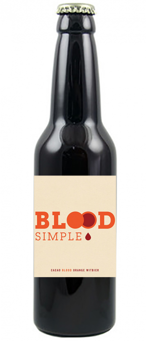 Blood Simple by Beau's All Natural Brewing Company in Ontario, Canada