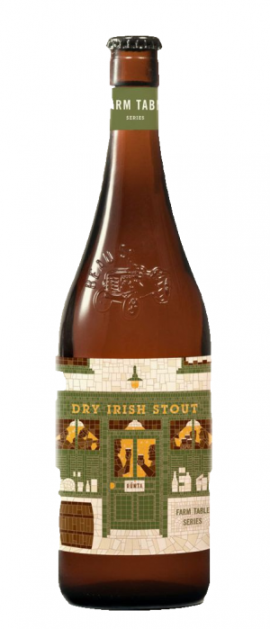 Dry Irish Stout by Beau's All Natural Brewing Company in Ontario, Canada