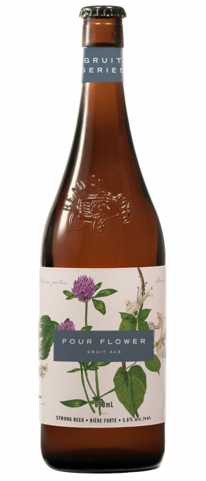 Four Flower by Beau's All Natural Brewing Company in Ontario, Canada