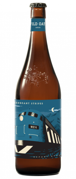 Sergeant Stripes by Beau's All Natural Brewing Company in Ontario, Canada