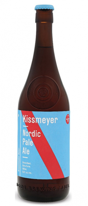 Kissmeyer Nordic Pale Ale by Beau's in Ontario, Canada