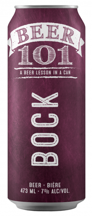 Beer 101: Bock by Niagara College Teaching Brewery in Ontario, Canada