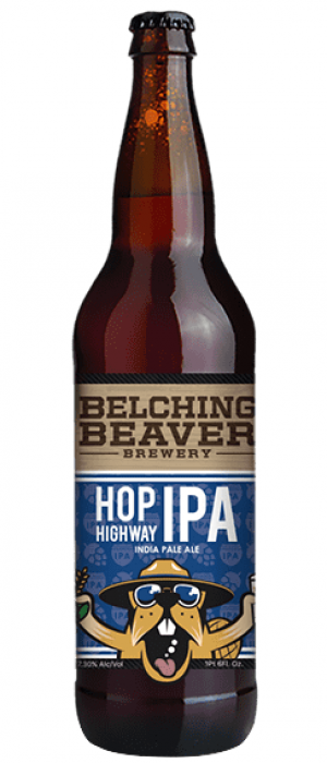 Hop Highway by Belching Beaver Brewery in California, United States