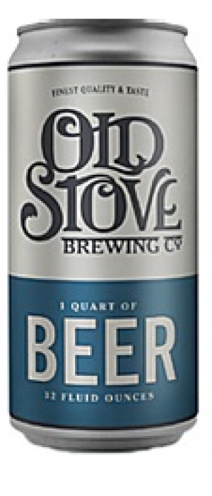 Belgian Blonde by Old Stove Brewing Company in Washington, United States