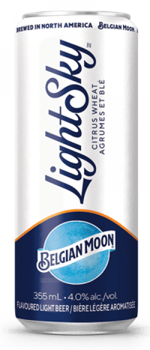 Belgian Moon LightSky by Molson Coors in Colorado, United States
