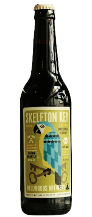 Skeleton Key by Bellwoods Brewery in Ontario, Canada