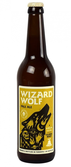 Wizard Wolf by Bellwoods Brewery in Ontario, Canada