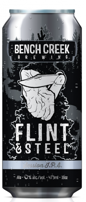 Flint and Steel Session IPA