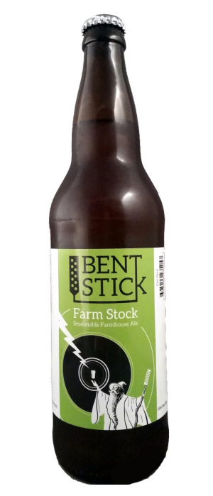 Farm Stock by Bent Stick Brewing in Alberta, Canada