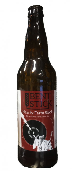Hearty Farm Stock by Bent Stick Brewing in Alberta, Canada