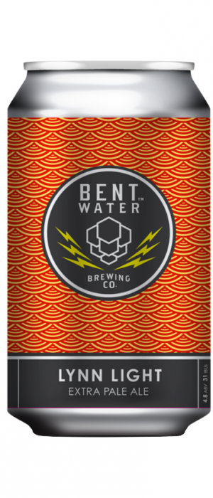 Lynn Light Extra Pale Ale by Bent Water Brewing Co. in Massachusetts, United States