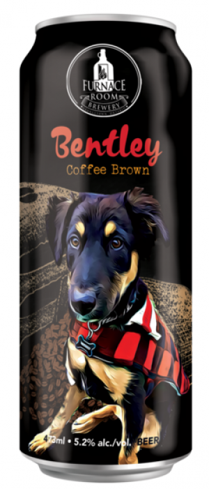 Bentley Coffee Brown by Furnace Room Brewery in Ontario, Canada