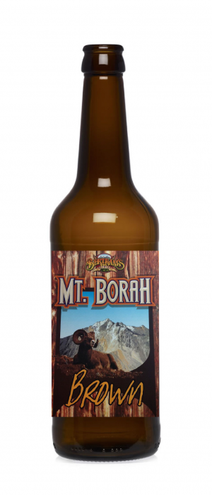 Mt. Borah Brown