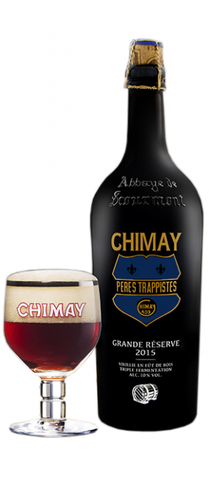 Chimay Blue Aged