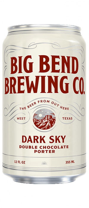 Dark Sky Double Chocolate Porter