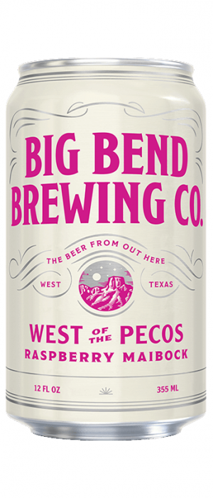 West Of The Pecos Raspberry Maibock