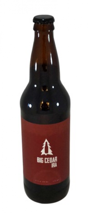 Big Cedar IRA by Backwoods Brewing Company in Washington, United States