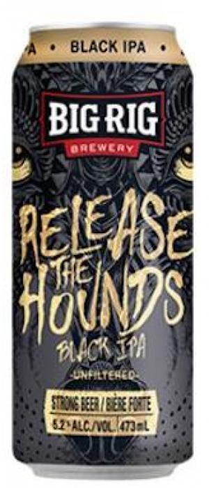 Release The Hounds by Big Rig Brewery in Ontario, Canada